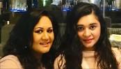 Singer Fahmida, daughter caught in London lockdown