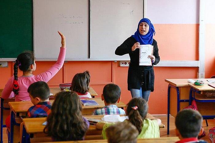 Syrian gov't sanitizes 10,000 schools
