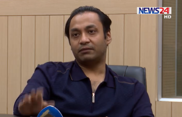 Sayem Sobhan talks about Bashundhara Group's initiative for corona war (Video)