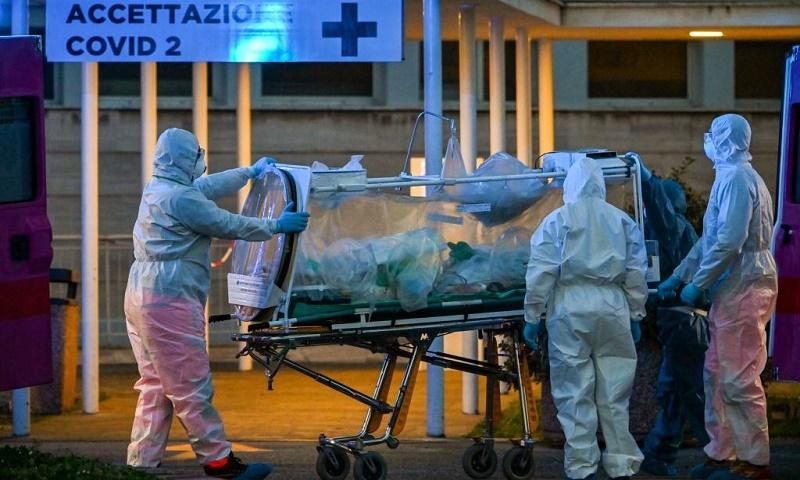 Coronavirus: Global death toll climbs to 48,289