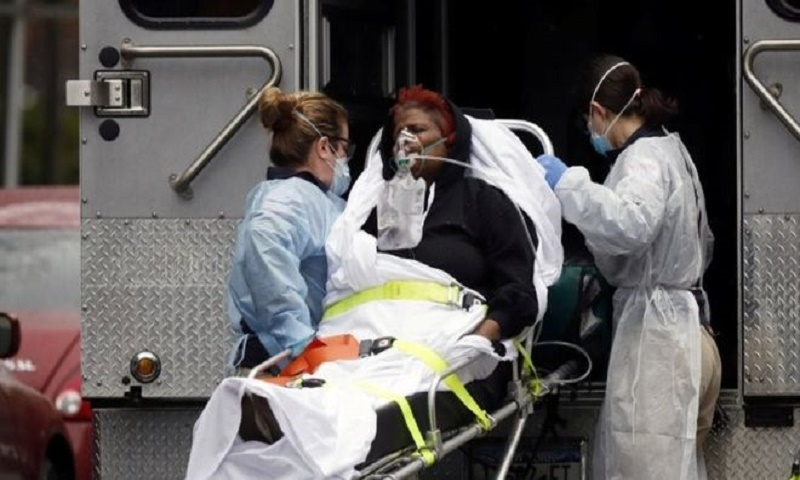Coronavirus: US death toll exceeds 5,000