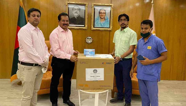 FBCCI distributing PPE, masks to hospitals, essential service workers