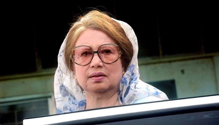 BNP demands police security for Khaleda