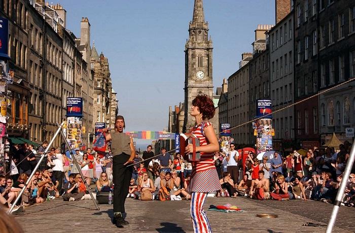 Edinburgh arts festival cancelled due to Covid-19