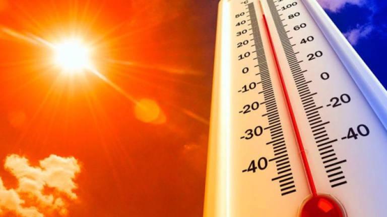 Mild heat wave may continue: Met Office