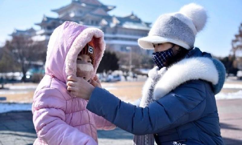 Coronavirus: North Korea claims to be 'totally free' of virus