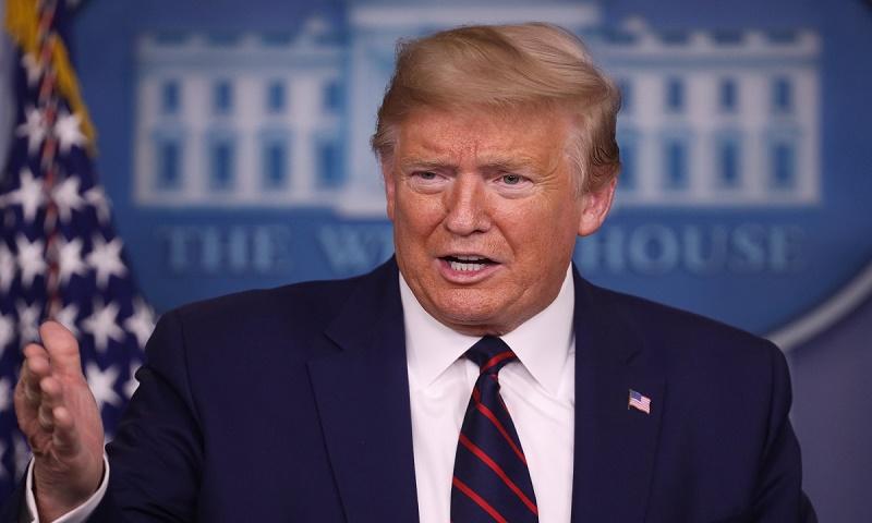 Donald Trump again tests negative for novel Coronavirus: White House