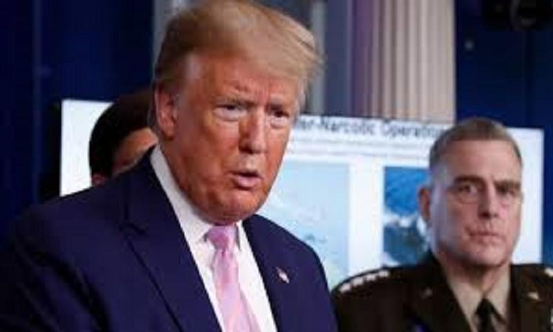 Trump warns Iran against attacking US troops in Iraq