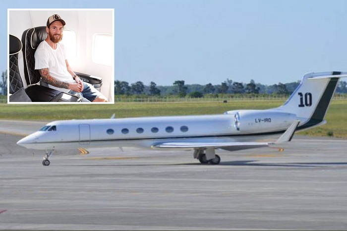 Lionel Messi's private plane forced to make emergency landing