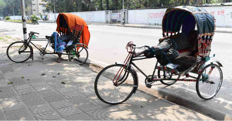 Rickshaw-puller with fever, cough isolated in Kushtia hospital