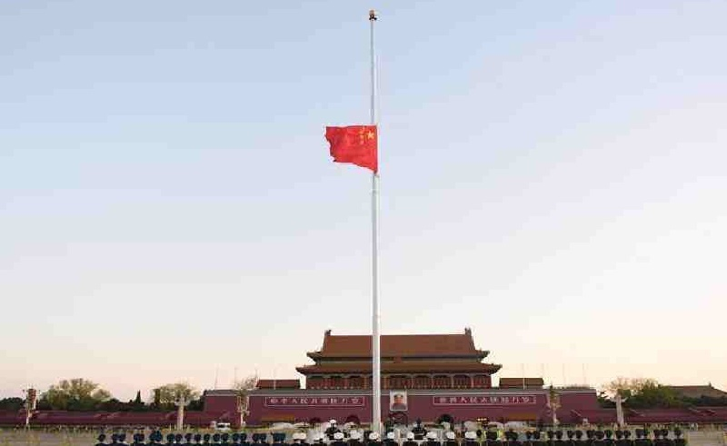 COVID-19: China observing Mourning Day; Dhaka joins with Beijing