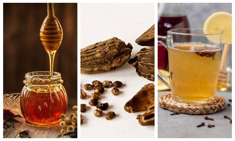 Natural ingredients to prevent and cure common cold, cough