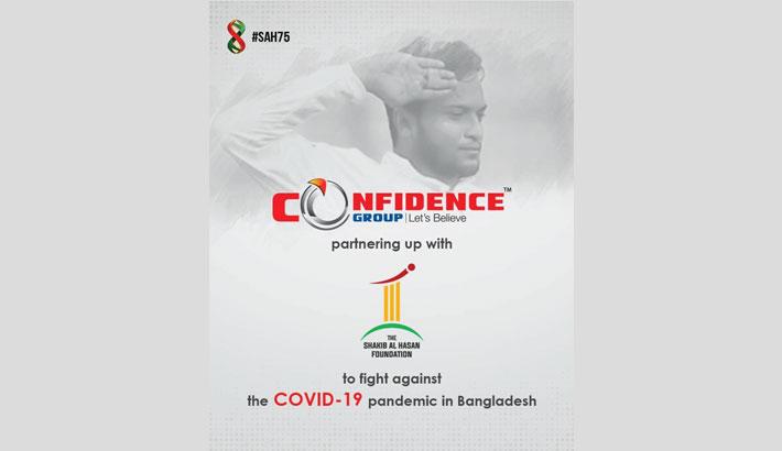 Shakib's foundation to donate coronavirus test kits