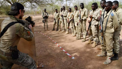 Four soldiers, 63 terrorists killed in Niger clash