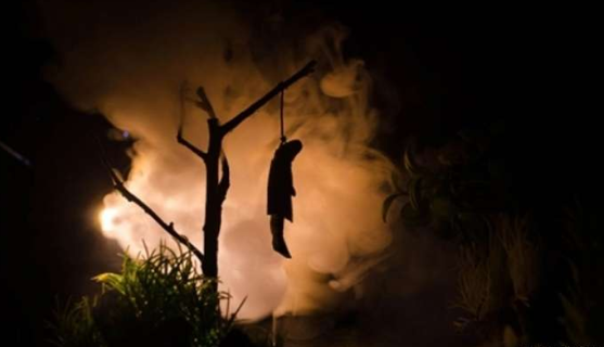 Woman's hanging body recovered in Nachole