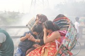 Dhaka ranks 8th worst in Air Quality Index