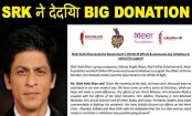 Shah Rukh Khan donates to PM-CARES, will provide 50,000 PPE