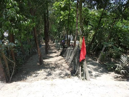 Laxmipur house under lockdown over minor's death
