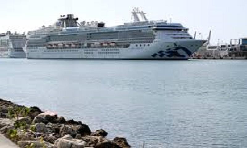 Coronavirus: Cruise ship with virus victims docks in Florida