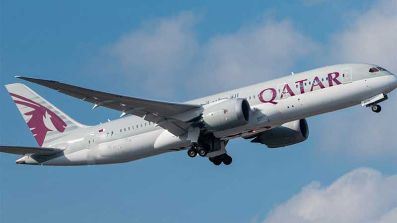 Special flight of Qatar Airways with 322 US nationals leaves Dhaka