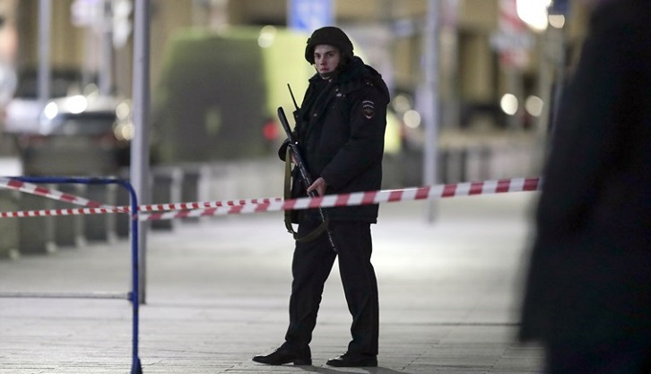 Man in Russia kills five people for 'talking loudly': investigators