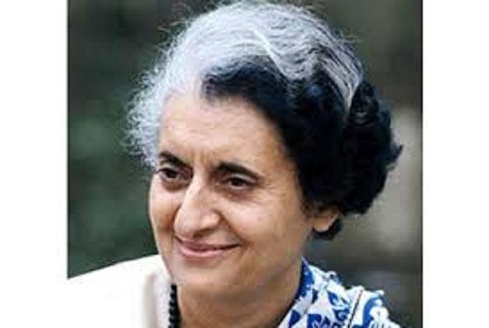 Indira Gandhi acknowledged Bangladesh leaders on April 4, 1971: record