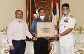 Bashundhara Group provides 50,000 masks, 500 PPE, foods to Bangladesh Navy