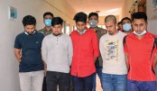 5 held for spreading rumours