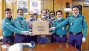 Bashundhara Group provides 25,000 masks for DMP
