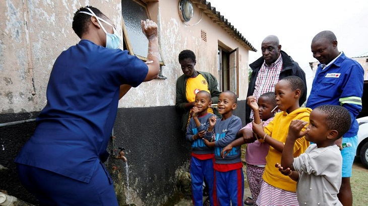 Coronavirus threatens nearly 20 million African jobs: study