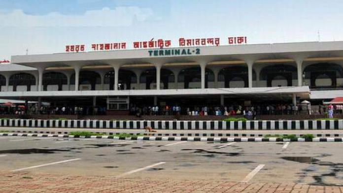 Special flight with 178 Russian nationals leaves Dhaka