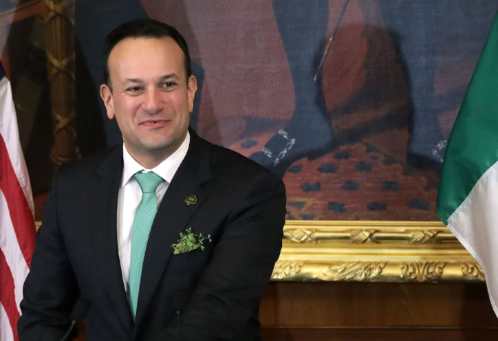 Ireland's PM re-registered as a doctor to help during coronavirus