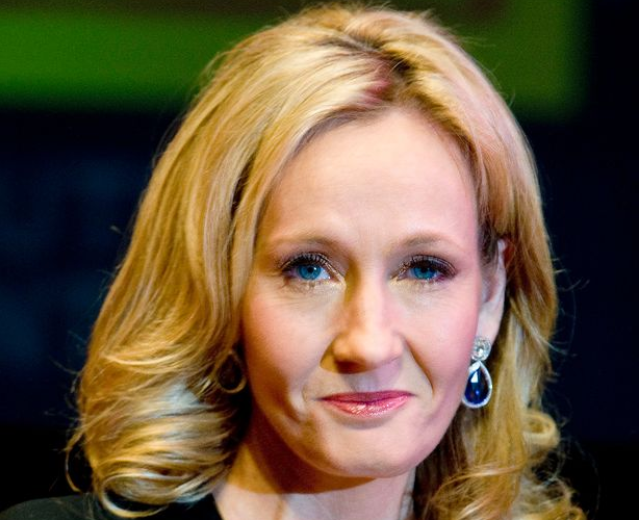 JK Rowling recovers at home after struggling with all coronavirus symptoms