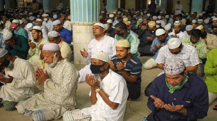 No religious congregation to be allowed: Ministry