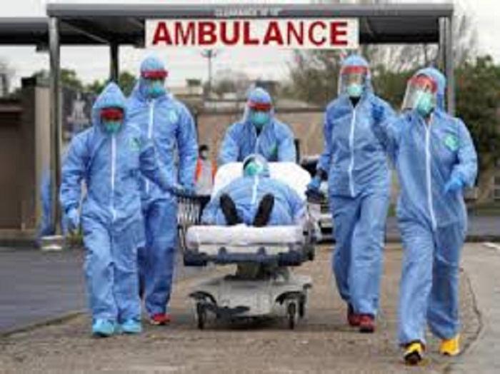 US virus deaths top 1,200 in last 24 hours: Johns Hopkins tracker