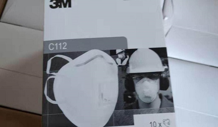 Substandard masks flood market