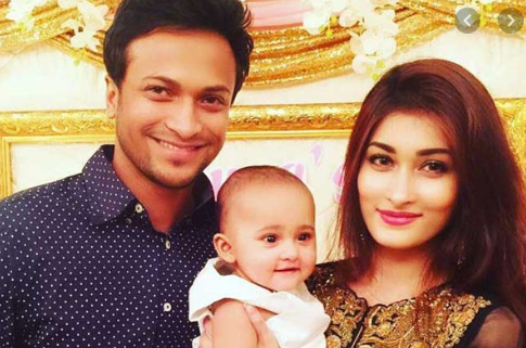 Shakib Al Hasan is going to be father for 2nd time