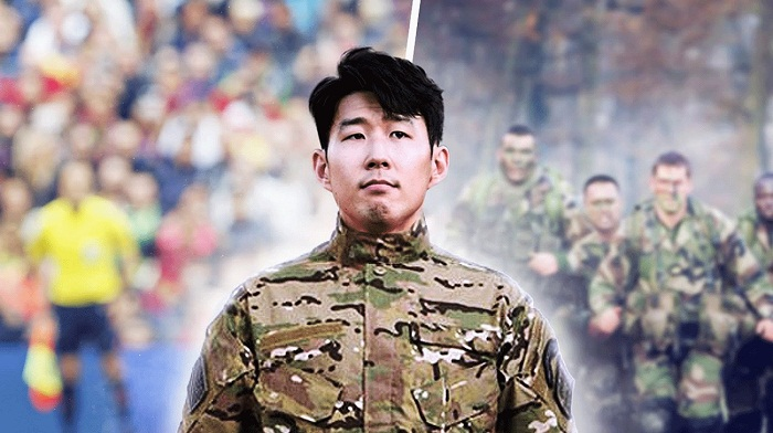 Son Heung-min to start military service