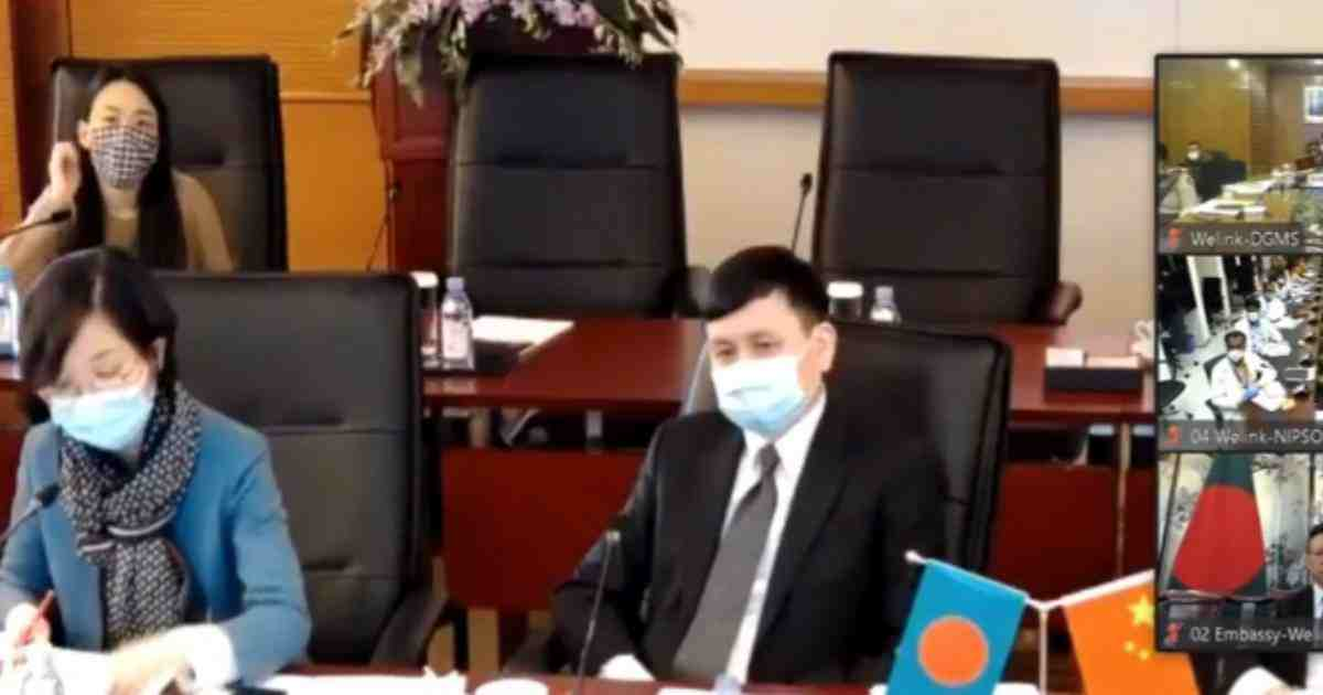 COVID-19: Bangladesh seeks increased support from China with PPE, ventilators