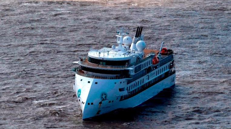 60pc Passengers of Antarctic cruise ship test positive for coronavirus