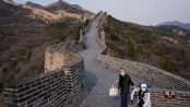 China to release tourist 'blacklist' after Great Wall vandalized on re-opening day
