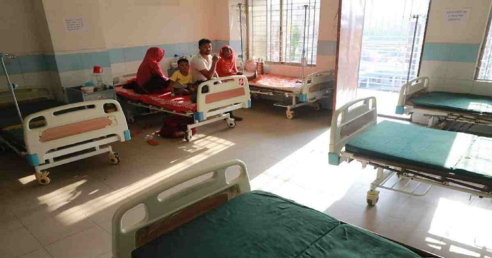 Youth dies with fever, breathing complications in Sunamganj