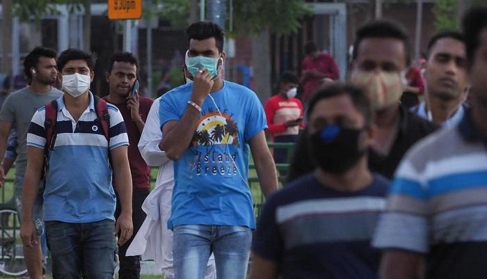 244 Bangladeshis infected with coronavirus in Singapore