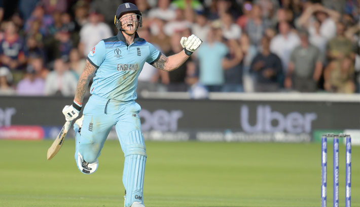 Stokes crowned Wisden cricketer of the year