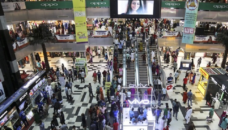Shopping mall closure in Dhaka extended till April 25