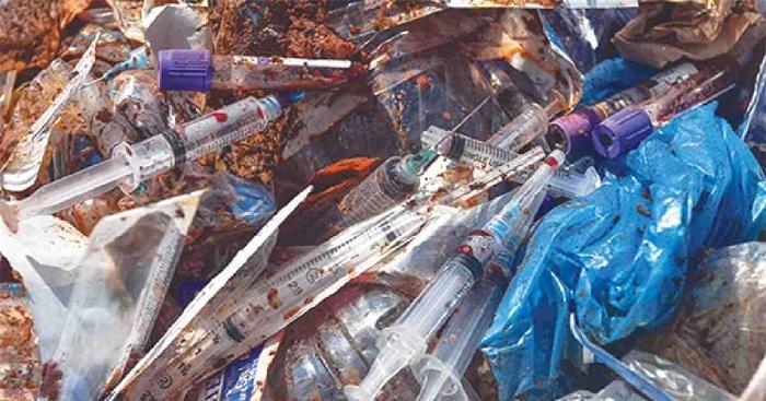 Amid COVID-19 pandemic, biomedical waste turning more hazardous