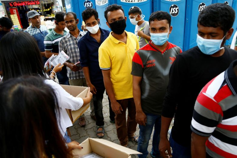 More 116 Bangladeshis test COVID-19 positive in Singapore