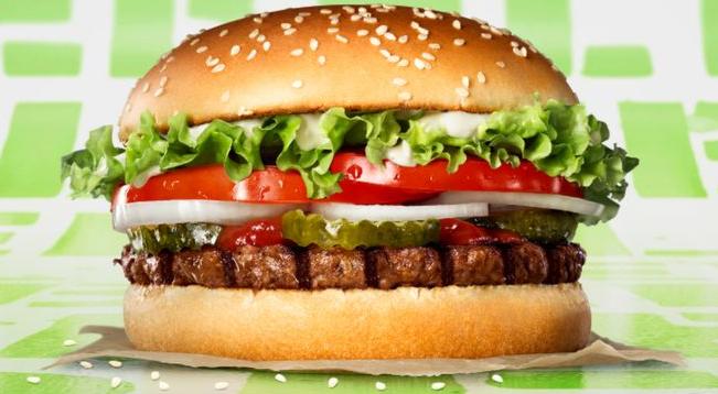 Burger King 'plant-based' Whopper ads banned