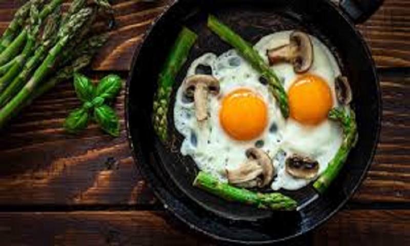 Eggs prescribed for Covid-19 positive patients