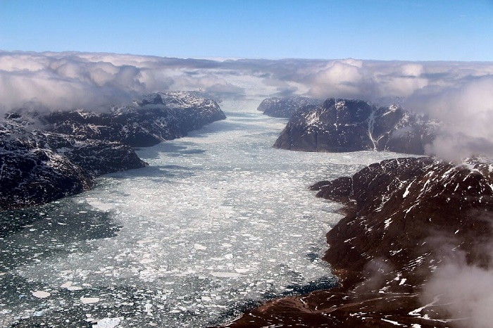 Alarms ring as Greenland ice loss causes 40% of 2019 sea level rise